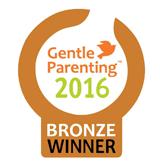 Gentle Parenting Bronze award