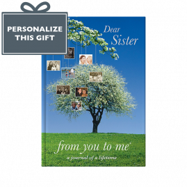 Memory Book for Sister Tree by from you to me