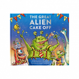 The Great Alien Cake Off