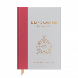 NEW Timeless Collection Dear Daughter hardback memory journal