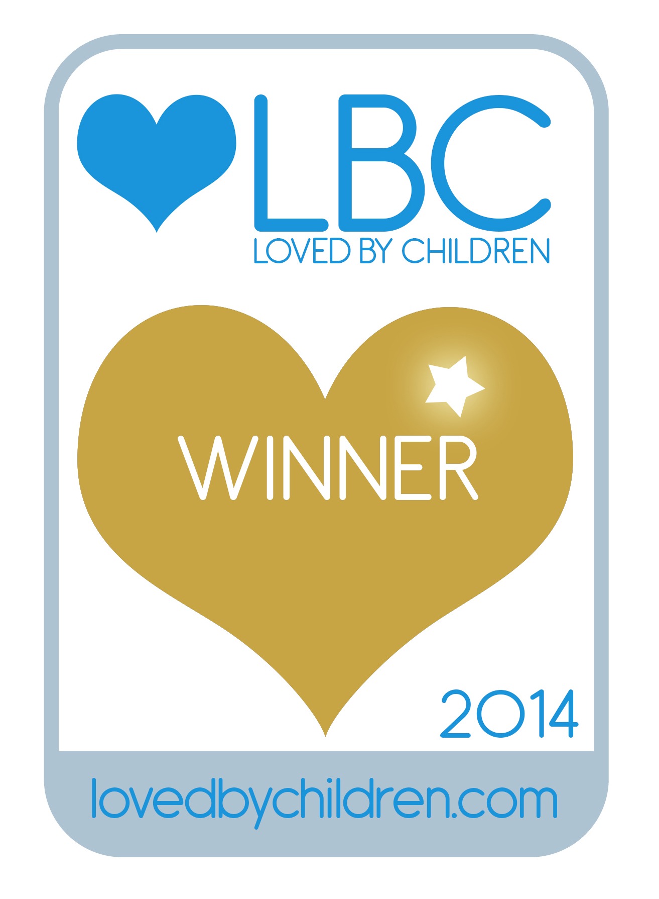loved by children award