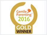 Gentle Parenting GOLD award