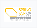 Family_&_Friends_range_Product_of_the_year_Spring_Fair_2009_logo